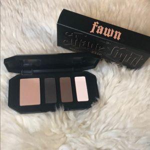 Kat Von D shade + light mini eyeshadow palette